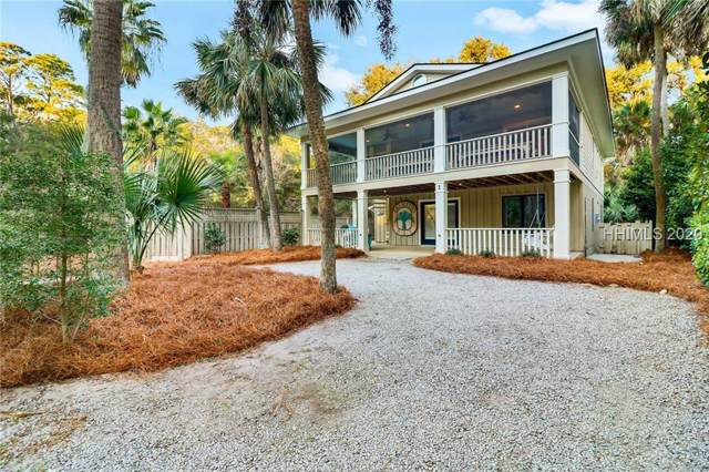 1 Bayberry Lane, Hilton Head Island, SC 29928 (MLS #399780) :: Beth Drake REALTOR®