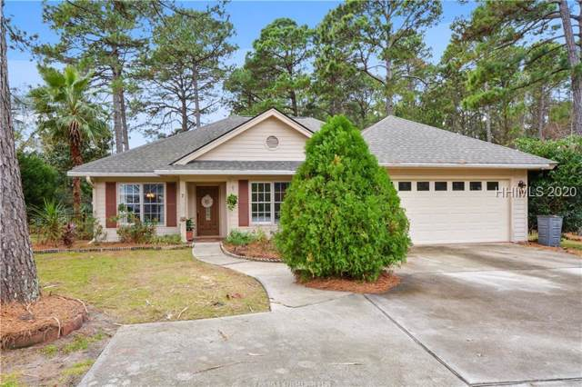7 Mulrain Way, Bluffton, SC 29910 (MLS #399786) :: The Coastal Living Team