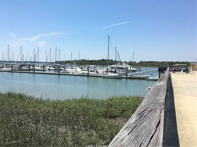 D-17 Waterway Lane, Hilton Head Island, SC 29926 (MLS #399797) :: Beth Drake REALTOR®