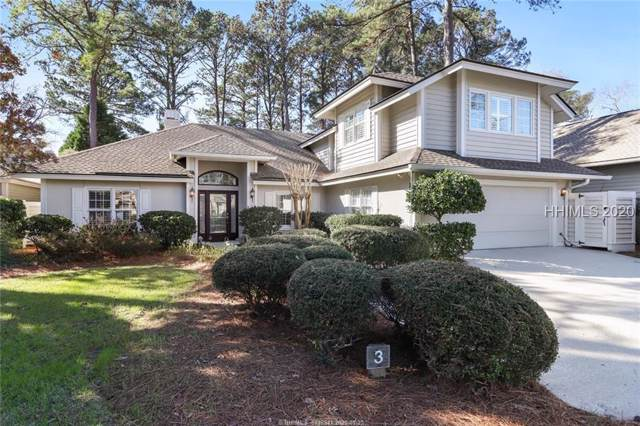 3 Country Club Court, Hilton Head Island, SC 29926 (MLS #399803) :: The Alliance Group Realty
