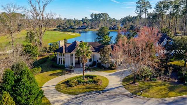 42 Holly Grove Road, Bluffton, SC 29909 (MLS #399808) :: The Alliance Group Realty