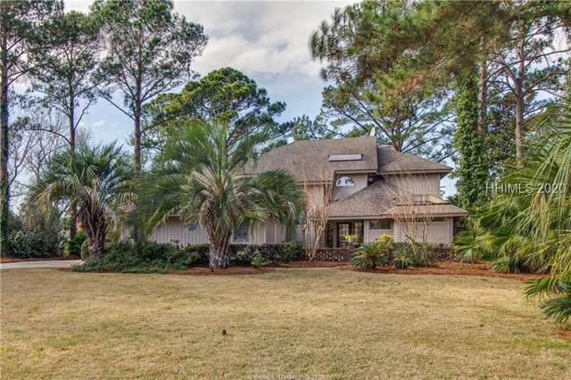 9 Christo Drive, Hilton Head Island, SC 29926 (MLS #399814) :: The Alliance Group Realty
