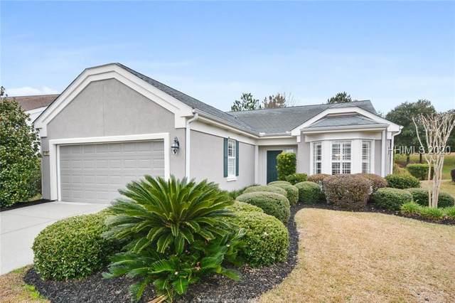 100 Thomas Bee Drive, Bluffton, SC 29909 (MLS #399846) :: The Coastal Living Team