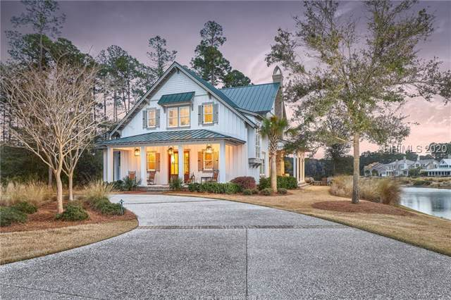 8 Wolf Tree Road, Bluffton, SC 29910 (MLS #399848) :: Beth Drake REALTOR®