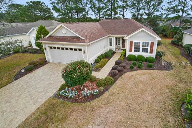 136 Hampton Circle, Bluffton, SC 29909 (MLS #399851) :: The Alliance Group Realty