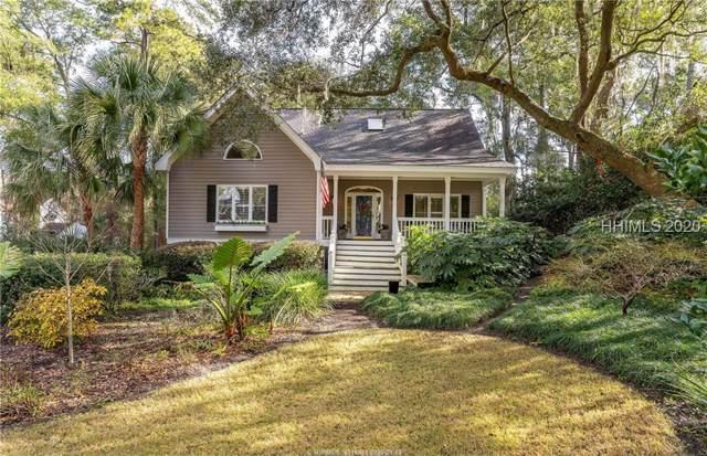 340 Cottage Farm Drive, Beaufort, SC 29902 (MLS #399866) :: Judy Flanagan
