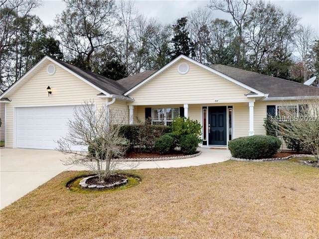 50 Broadland Circle, Bluffton, SC 29910 (MLS #399883) :: The Coastal Living Team
