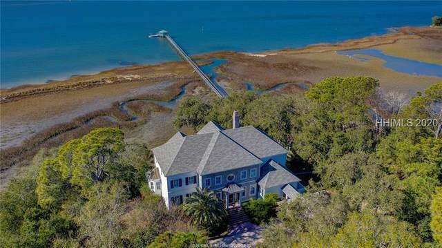 37 Spanish Pointe Drive, Hilton Head Island, SC 29926 (MLS #399898) :: The Coastal Living Team