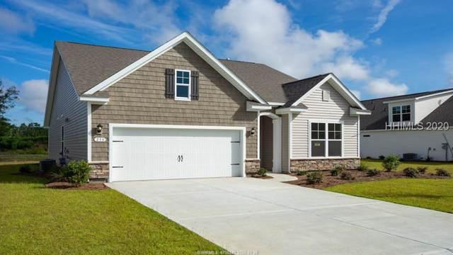 433 Rye Creek Circle, Bluffton, SC 29909 (MLS #399902) :: The Coastal Living Team