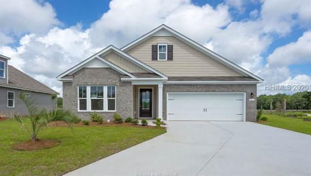 437 Rye Creek Circle, Bluffton, SC 29909 (MLS #399910) :: The Coastal Living Team