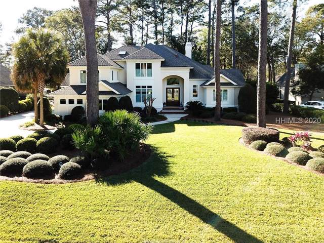19 Heather Lane, Hilton Head Island, SC 29926 (MLS #399931) :: The Coastal Living Team