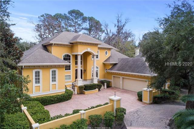 4 Wexford Dr, Hilton Head Island, SC 29928 (MLS #399935) :: Collins Group Realty