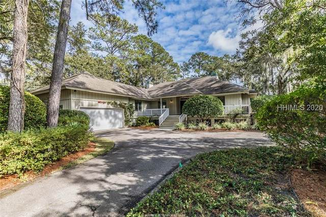 153 Dataw Drive Drive, Saint Helena Island, SC 29920 (MLS #399947) :: The Alliance Group Realty