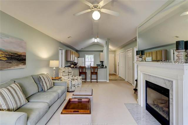 30 Valencia Drive 4A, Hilton Head Island, SC 29928 (MLS #399984) :: The Coastal Living Team