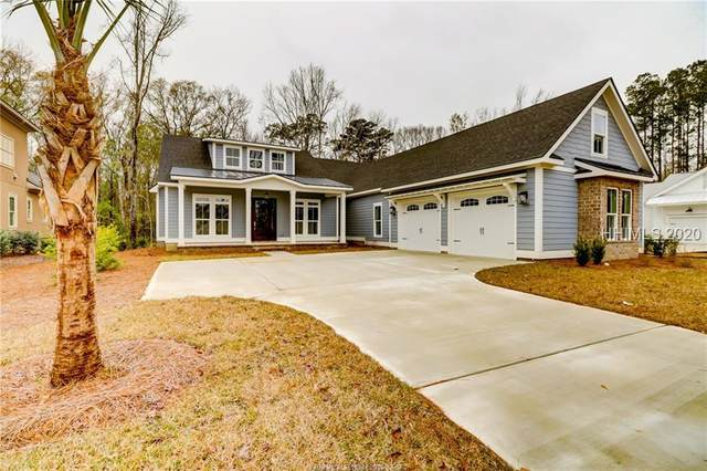 21 Palmetto Cove Court, Bluffton, SC 29910 (MLS #399985) :: The Coastal Living Team
