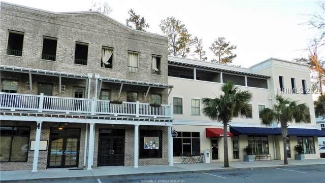 6 Promenade Street #1024, Bluffton, SC 29910 (MLS #400031) :: The Coastal Living Team