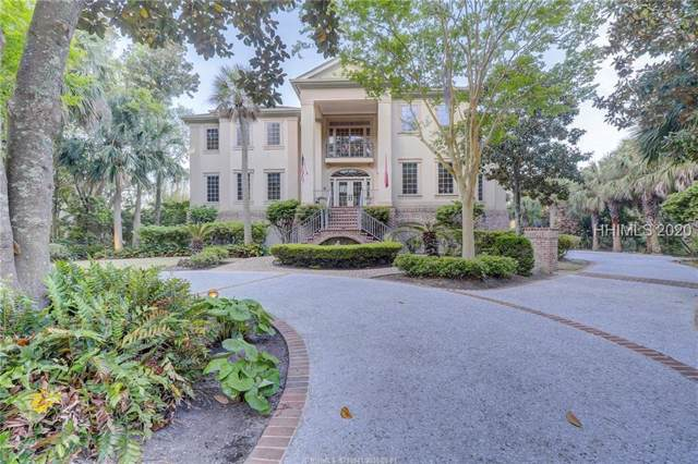 40 Millwright Drive, Hilton Head Island, SC 29926 (MLS #400036) :: RE/MAX Island Realty