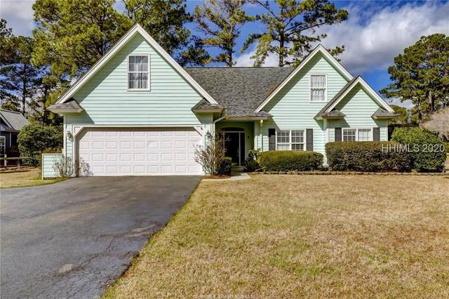 2 Tillinghast Cir, Bluffton, SC 29910 (MLS #400062) :: The Coastal Living Team