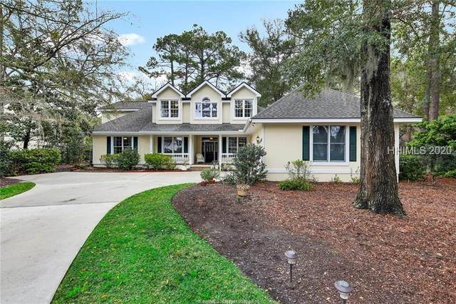 314 Fort Howell Drive, Hilton Head Island, SC 29926 (MLS #400072) :: Collins Group Realty