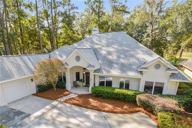 27 Brewton Court, Hilton Head Island, SC 29926 (MLS #400077) :: The Coastal Living Team