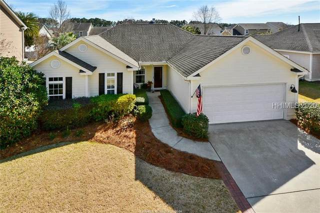 209 Station Parkway, Bluffton, SC 29910 (MLS #400089) :: The Coastal Living Team