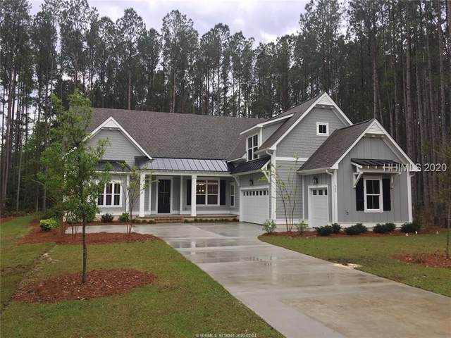 492 Flatwater Drive, Bluffton, SC 29910 (MLS #400118) :: The Coastal Living Team
