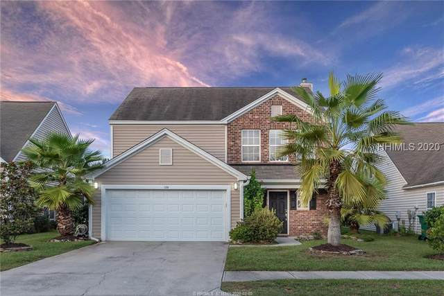 129 Oakesdale Drive, Bluffton, SC 29909 (MLS #400132) :: The Coastal Living Team
