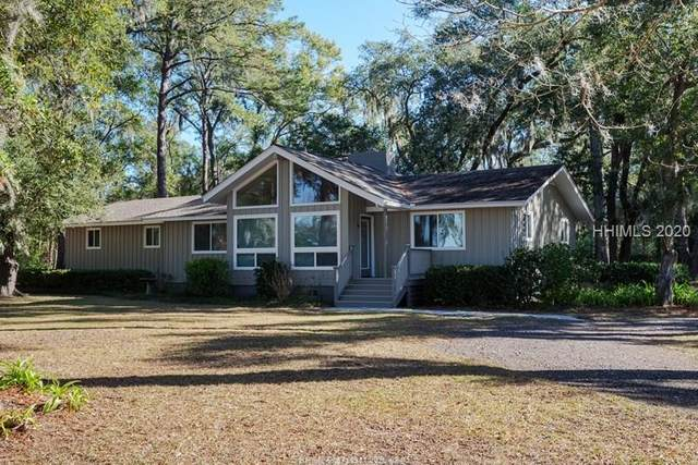 4 Marshview Drive, Beaufort, SC 29907 (MLS #400142) :: RE/MAX Island Realty