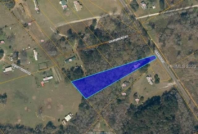 134 Jenkins Road, Yemassee, SC 29945 (MLS #400146) :: The Alliance Group Realty