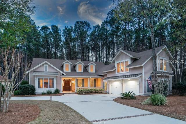 440 Hampton Lake Drive, Bluffton, SC 29910 (MLS #400166) :: The Coastal Living Team
