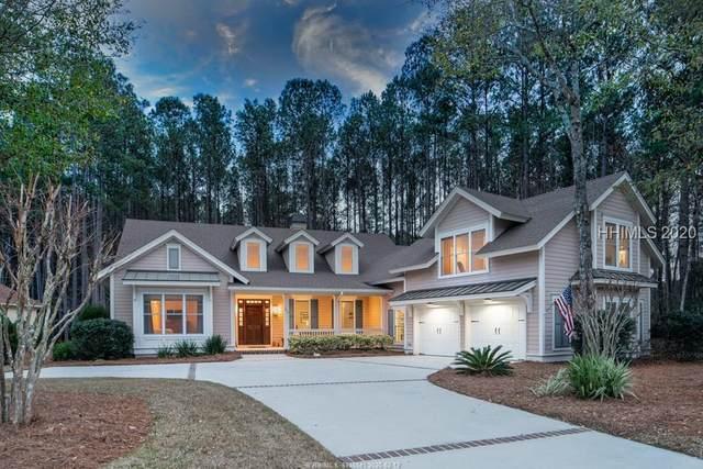 440 Hampton Lake Drive, Bluffton, SC 29910 (MLS #400166) :: Southern Lifestyle Properties