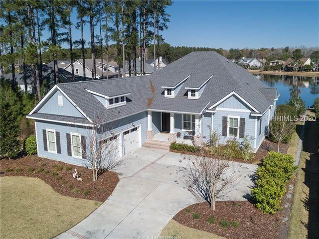 50 Hampton Lake Crossing, Bluffton, SC 29910 (MLS #400167) :: The Coastal Living Team