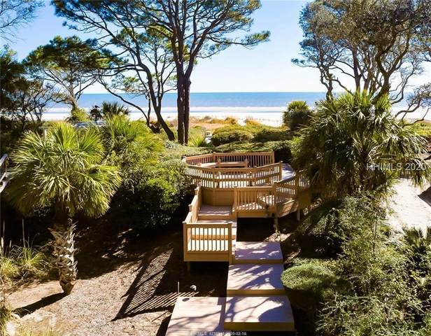 26 Duck Hawk Road, Hilton Head Island, SC 29928 (MLS #400168) :: The Alliance Group Realty