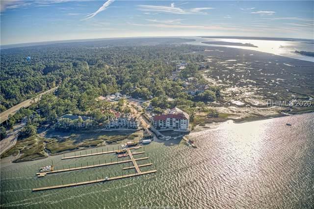 90 Helmsman Way 301B, Hilton Head Island, SC 29928 (MLS #400194) :: Schembra Real Estate Group