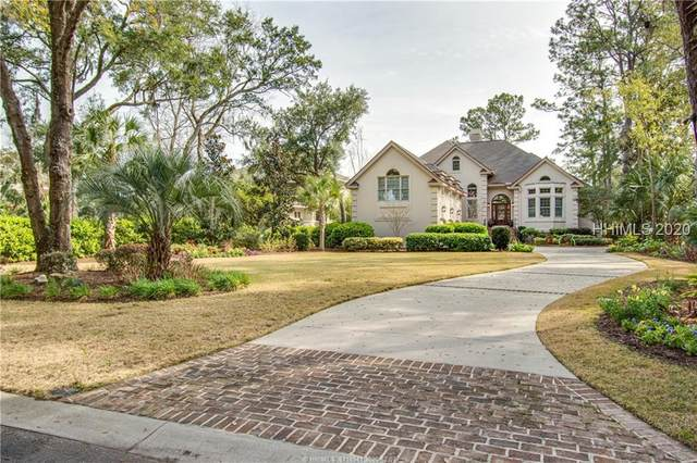 26 Ribaut Drive, Hilton Head Island, SC 29926 (MLS #400205) :: Schembra Real Estate Group