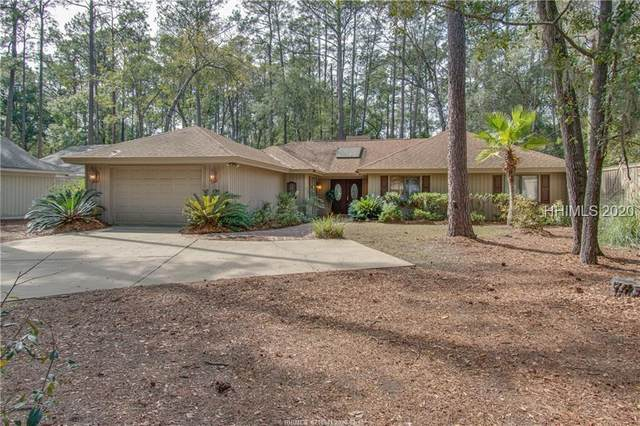 20 Edgewood Drive, Hilton Head Island, SC 29926 (MLS #400260) :: The Coastal Living Team