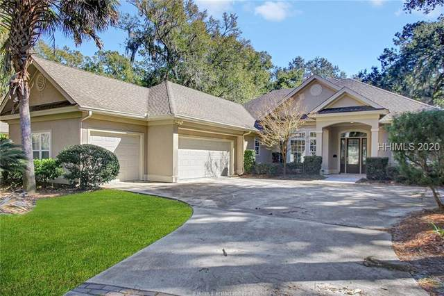113 Wedgefield Drive, Hilton Head Island, SC 29926 (MLS #400263) :: The Coastal Living Team