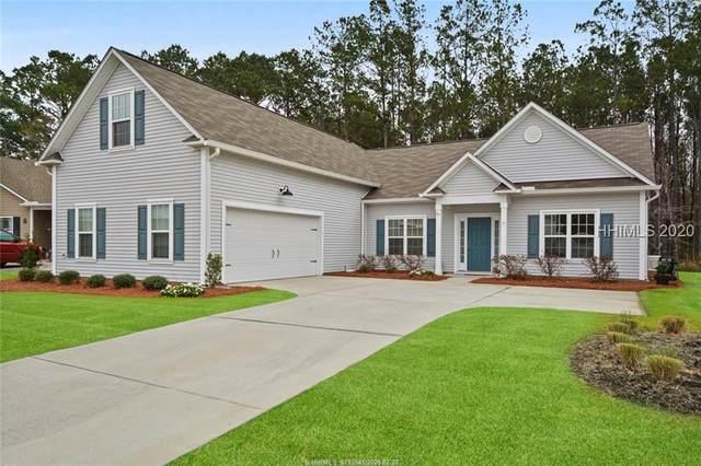 35 Grovewood Drive, Bluffton, SC 29910 (MLS #400271) :: RE/MAX Coastal Realty