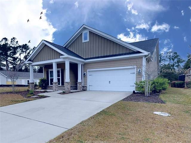9 Fording Court, Bluffton, SC 29910 (MLS #400275) :: The Coastal Living Team