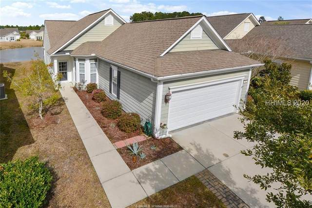 746 Mystic Point Drive, Bluffton, SC 29909 (MLS #400326) :: The Coastal Living Team
