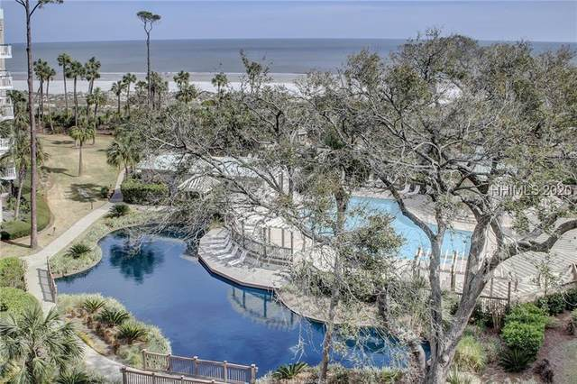 57 Ocean Lane #3505, Hilton Head Island, SC 29928 (MLS #400331) :: The Coastal Living Team