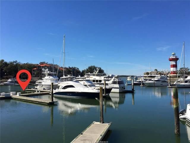 Harbour Town Yacht Basin, Hilton Head Island, SC 29928 (MLS #400332) :: The Coastal Living Team
