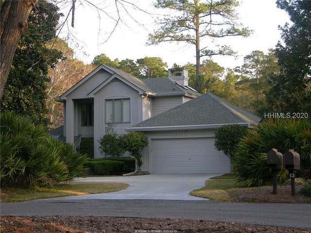 11 Clearwater Lane, Hilton Head Island, SC 29926 (MLS #400356) :: RE/MAX Island Realty