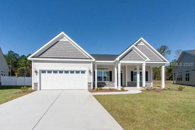 409 Fort Sullivan Drive, Hardeeville, SC 29927 (MLS #400361) :: RE/MAX Coastal Realty