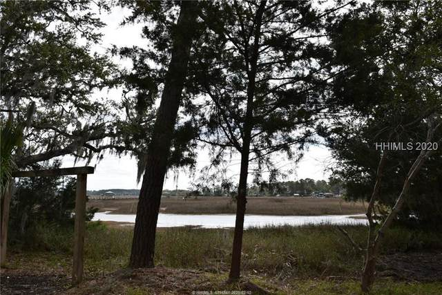 57 Petigru Drive, Beaufort, SC 29902 (MLS #400372) :: The Coastal Living Team