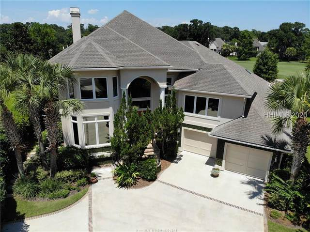 49 Cotesworth Place, Hilton Head Island, SC 29926 (MLS #400374) :: The Coastal Living Team