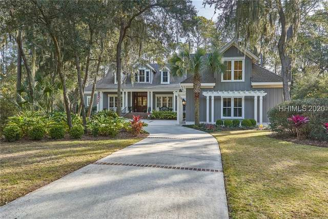 19 Ashley Hall Drive, Bluffton, SC 29910 (MLS #400386) :: RE/MAX Island Realty