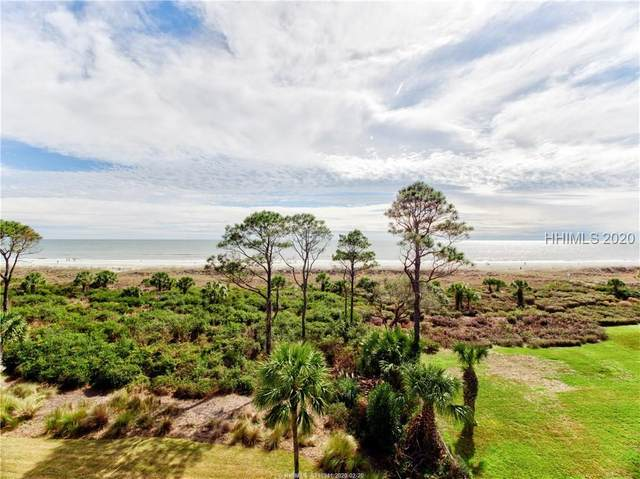 21 S Forest Beach Drive #507, Hilton Head Island, SC 29928 (MLS #400396) :: The Coastal Living Team