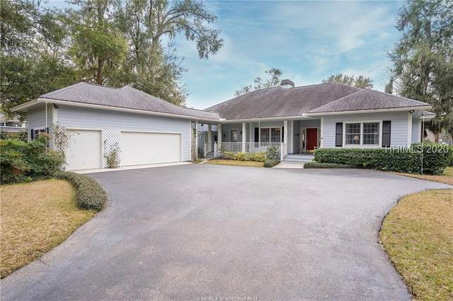 19 Cotton Dike Court, Saint Helena Island, SC 29920 (MLS #400419) :: The Alliance Group Realty