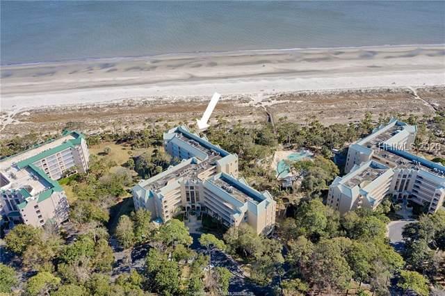 63 Ocean Lane #2119, Hilton Head Island, SC 29928 (MLS #400431) :: The Alliance Group Realty